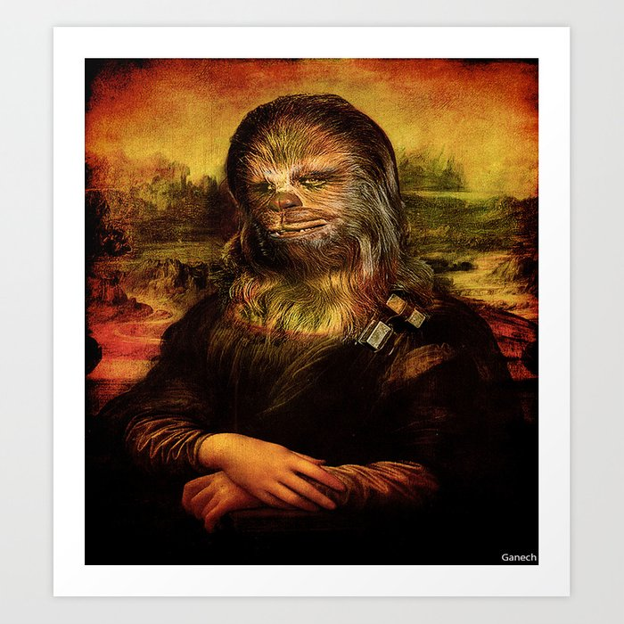 star wars wall art, star wars gift