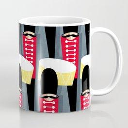 Tinplate Toy Band Coffee Mug