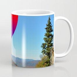 Rainbow moon Coffee Mug