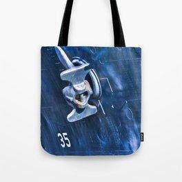 Battleship Texas Tote Bag