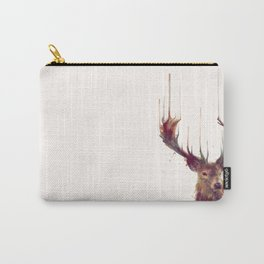 Red Deer // Stag Carry-All Pouch