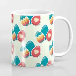 Cute easter pattern Coffee Mug