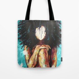 Naturally I TEAL Tote Bag
