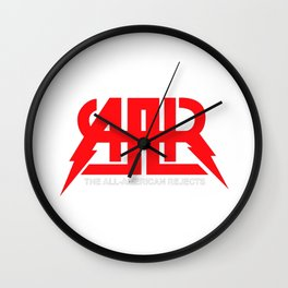 All Rejects Wall Clock