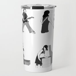 Girls Can't Play Music Travel Mug