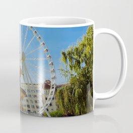 Budapest Eye on Erzsebet Square Coffee Mug