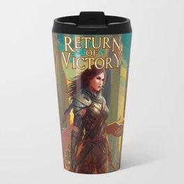 Return of Victory: A Kurtherian Gambit Series (Reclaiming Honor Book 8) Travel Mug
