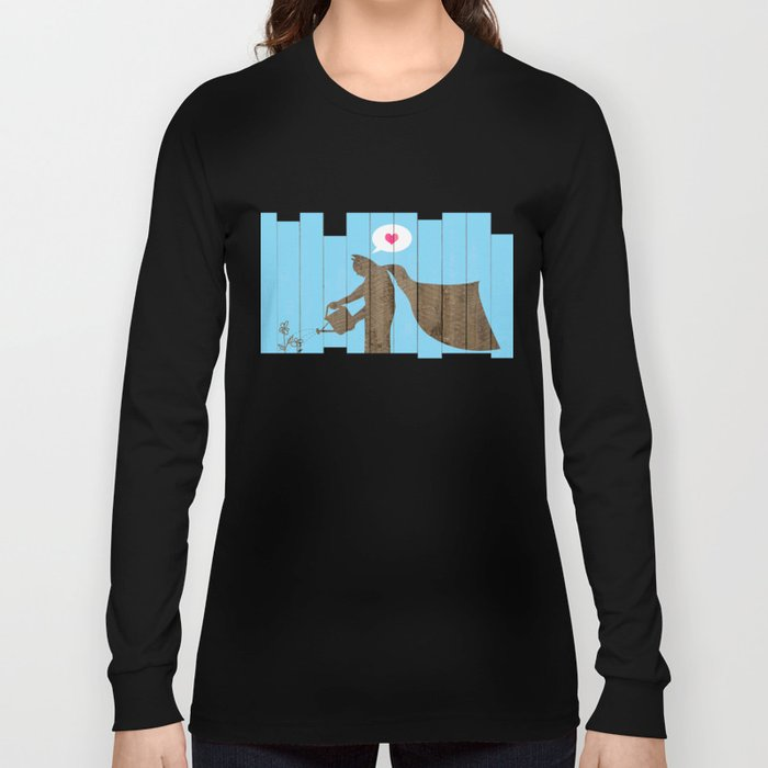 Be yourself... Long Sleeve T-shirt