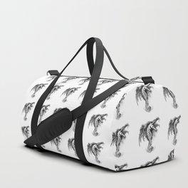 Pegasus of the Sea Duffle Bag