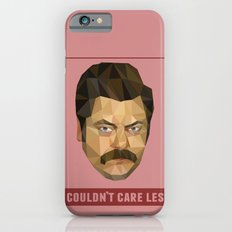 I Couldn't Care Less Slim Case iPhone 6s