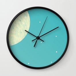 P a s t e l l 2 Wall Clock