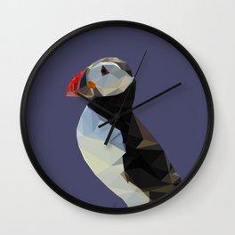 LP Puffin Wall Clock