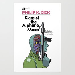 Clans of the Alphane Moon Art Print