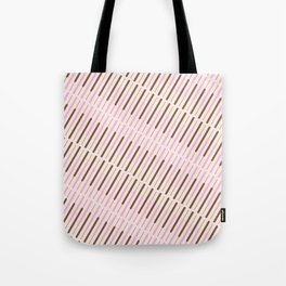 Japanese Chocolate Biscuit Sticks Tote Bag