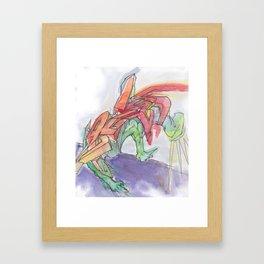 Gmolk '00 Framed Art Print