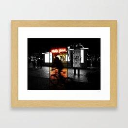 Holla..Reykjavik Framed Art Print