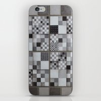 chess iPhone & iPod Skins featuring Chess  by Geometric Arte Studio