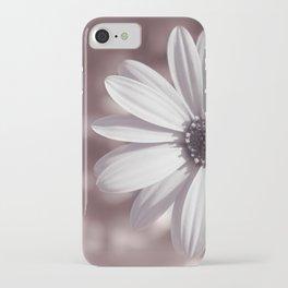 White Daisy iPhone Case