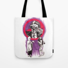 Ghost Dancing Tote Bag
