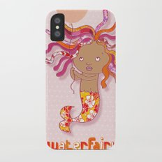 Water Fairy Mermaid  iPhone X Slim Case