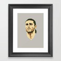 Andy Carroll Framed Art Print