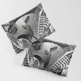 M.C. Escher - Relativity Pillow Sham