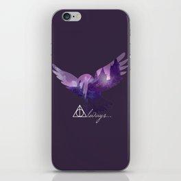 Hedwig iPhone Skin