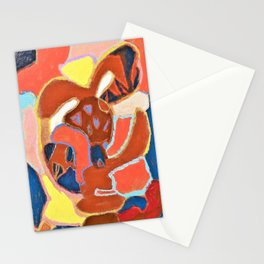 composition 1930 - Digital Remastered Edition Stationery Cards