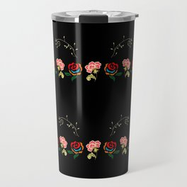 Armenian Rose Travel Mug