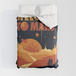 Welcome to Mars Comforters