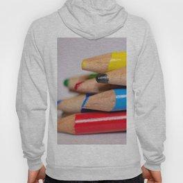 Pencils-3 Hoody