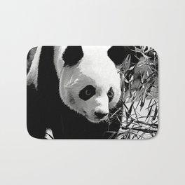 Panda Bear Bath Mat
