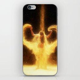 Dance Among The Detritus iPhone Skin