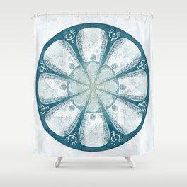Laputa Shower Curtain