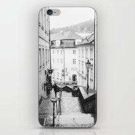 Streets Of Prague iPhone Skin