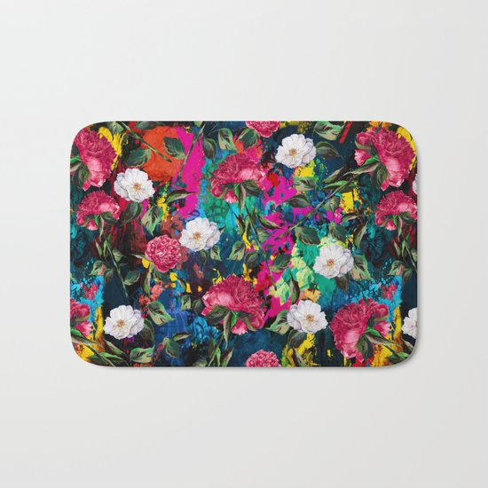 Floral Dream Bath Mat