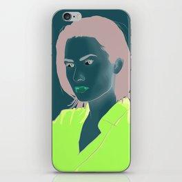 DEMI!!! iPhone Skin