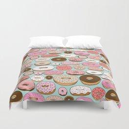 Donut Wonderland Duvet Cover