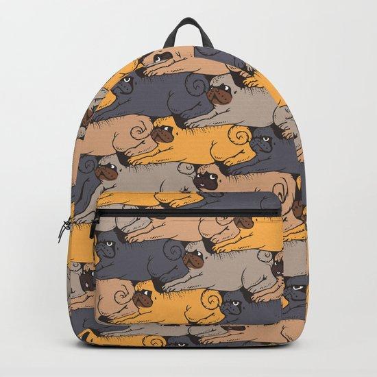 Pugs Tessellations Backpack