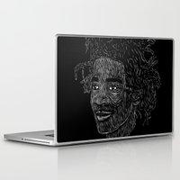 basquiat Laptop & iPad Skins featuring Basquiat by William
