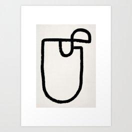 Abstract 842 Art Print