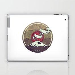 Fuji Laptop & iPad Skin