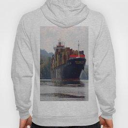 Cargo ship Hoody
