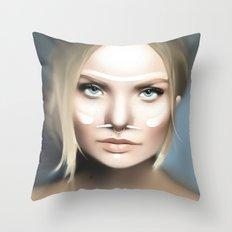 Shrine Throw Pillow