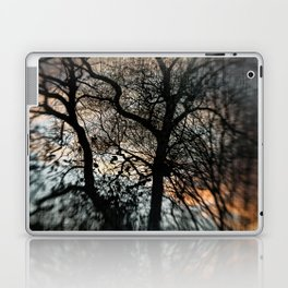Bleak Winter Sunset Laptop & iPad Skin