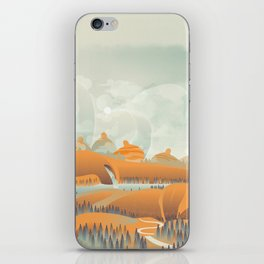 Mother Earth/Desert Patina iPhone Skin