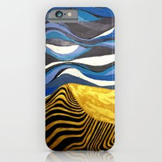 Sun and Tides Slim Case iPhone 6s