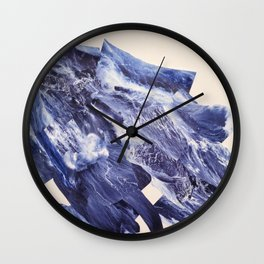 Detail from Tide Wall Clock