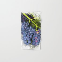 Concord grape Hand & Bath Towel