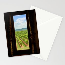 A Door With A View Stationery Cards